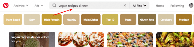 vegan recipes diner kw