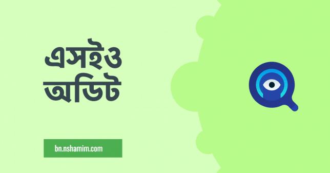 seo audit bangla